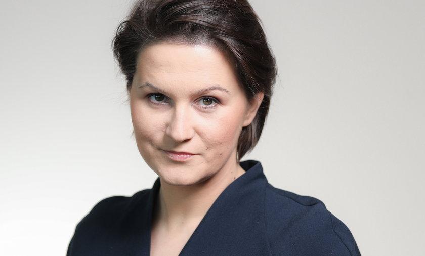 Katarzyna Kozłowska, redaktor naczelna Faktu.