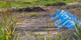 Bulwersujące odkrycie w Jankowej. Te odpady mogą być rakotwórcze!