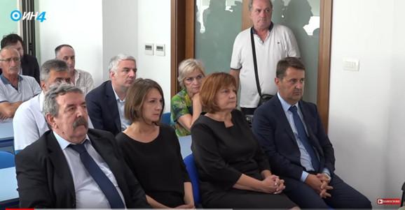 Porodica Momira Bulatovića