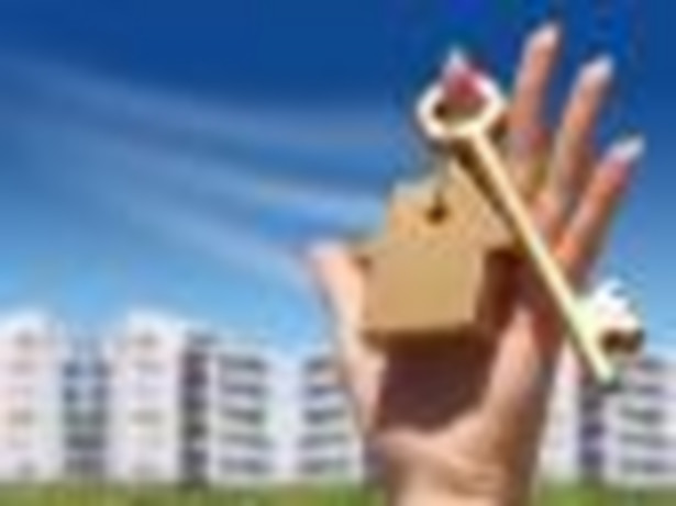 Nieruchomości, klucze Fot. Shutterstock
