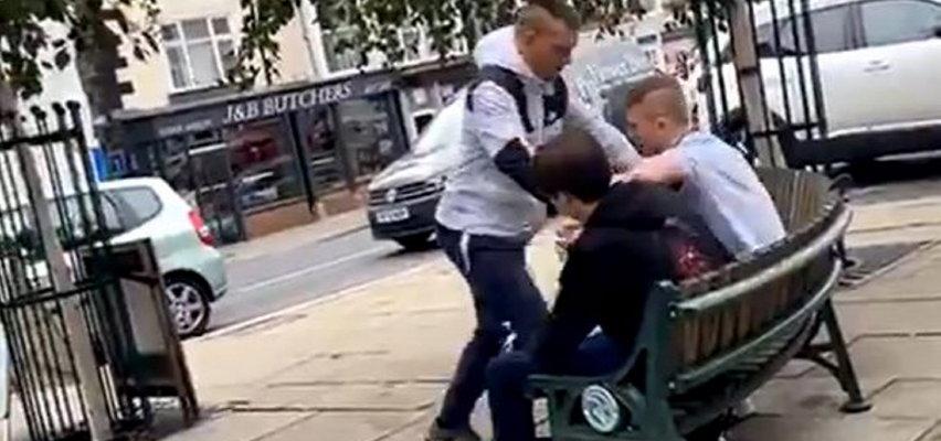 Zaatakował 16-latka na ławce. Gorzko tego pożałował