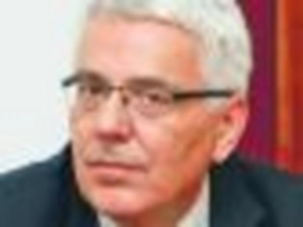 Tomasz Szapiro,rektor SGH Fot. Paweł Gołebiowski/SGH