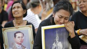Tajlandia: bary i miejsca rozrywki zamknięte po śmierci króla