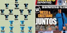 Messi i Ronaldo zagrają razem?!