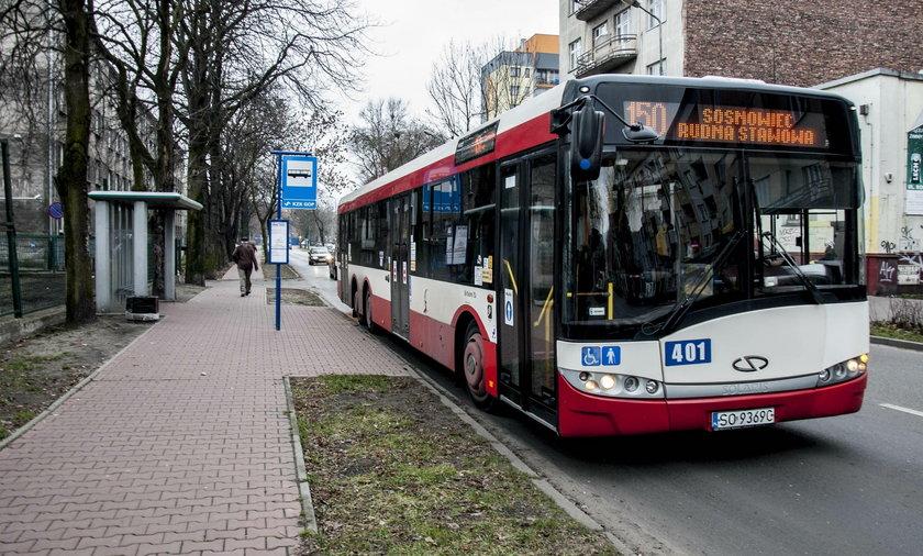 KZK GOP Opóźnione bilety sosnowiec bilet komunikacja autobus karty 150
