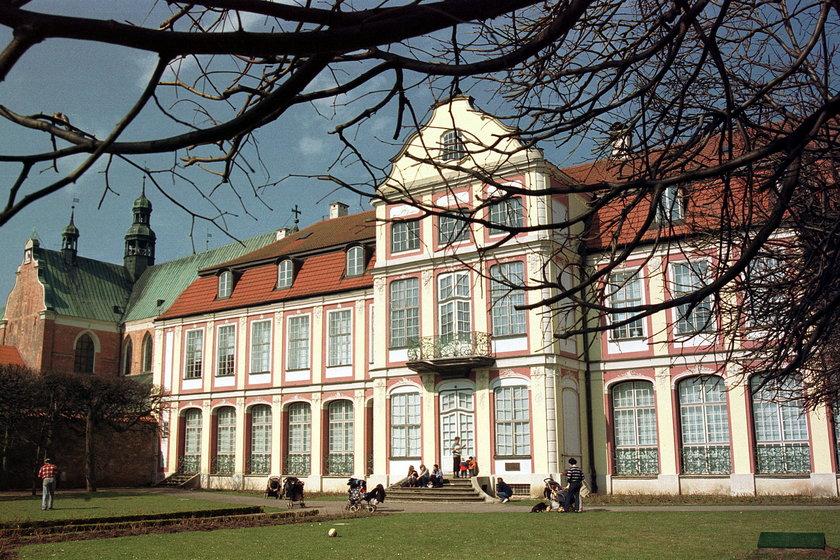 Pałac w Oliwie