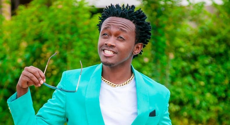 Bahati lands another ambassadorial deal (Instagram)