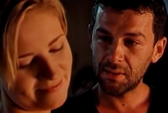 Glogovac (Kaja) i Ana Sofrenović u filmu