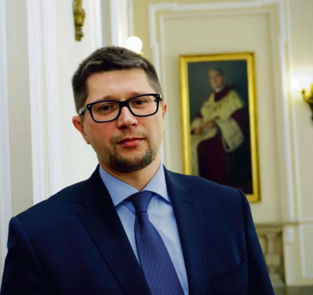 Wojciech Łączewski, sędzia Sądu Rejonowego dla Warszawy-Śródmieścia