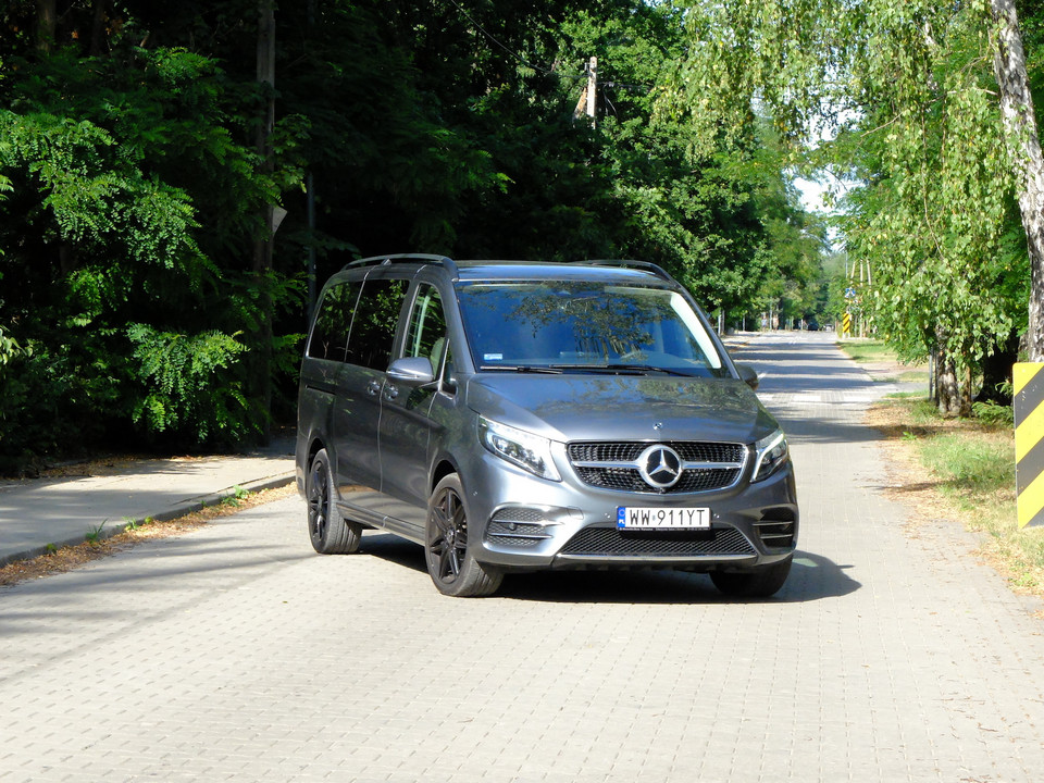 Mercedes V 300d 4Matic