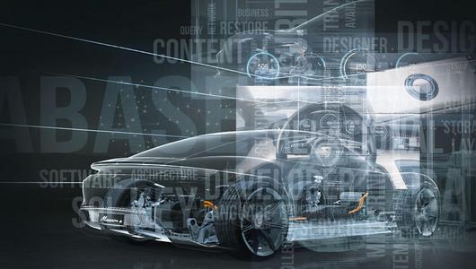Nowa platforma samochodu elektrycznego