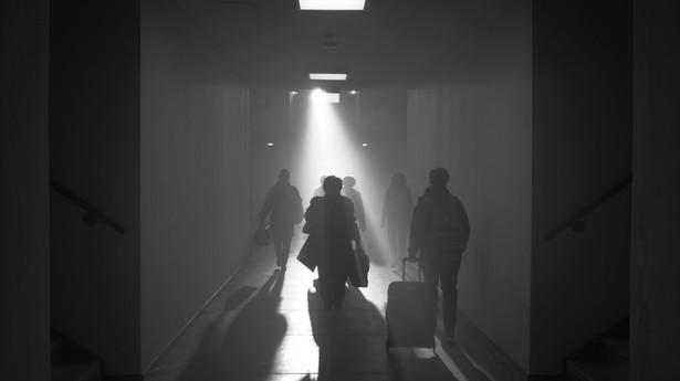 Rejwach według Mikołaja Grynberga na scenie Teatru Żydowskiego w Warszawie, fot. Andrzej Wolf