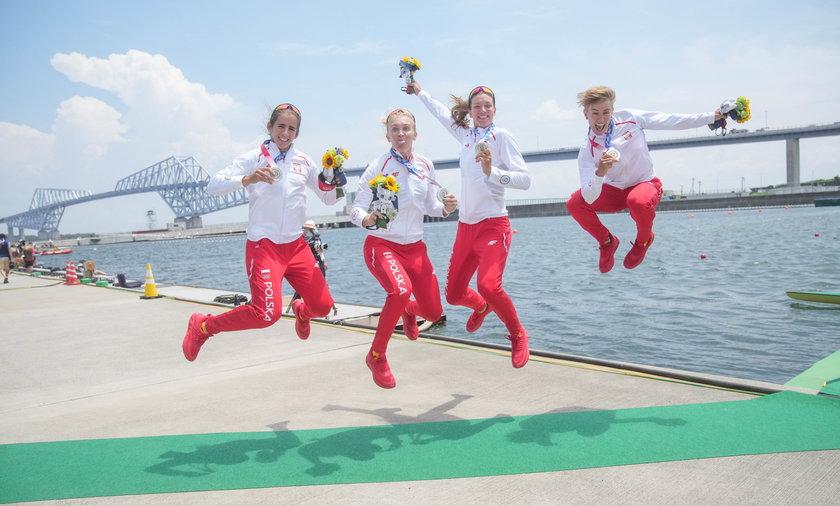 Polki zdobyły olimpijskie srebro. Kim są?