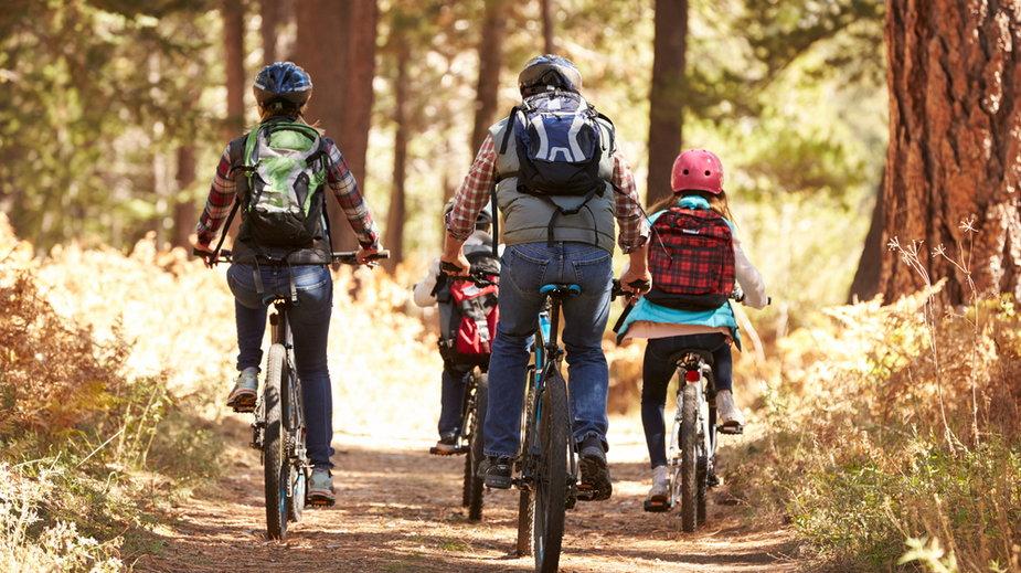 Jak wybrać plecak na rower?
