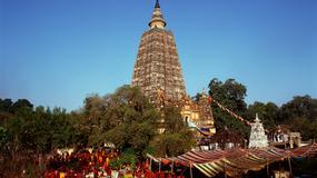 Buddyjska świątynia Mahabodhi w Bodh Gaya zostanie ozdobiona 300 kilogramami złota