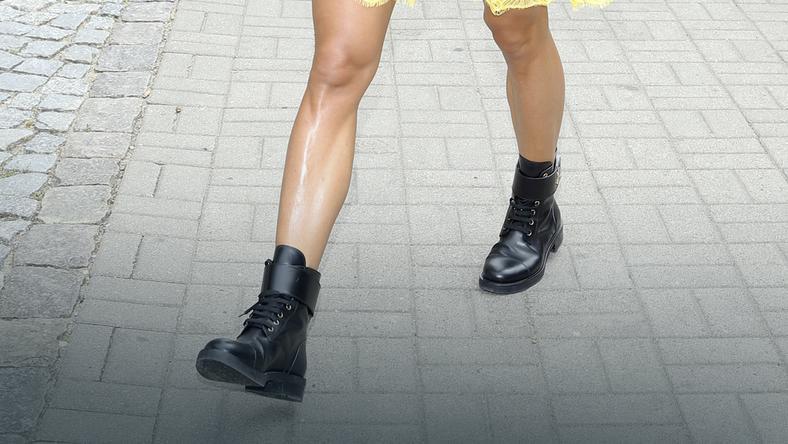 chodakowska buty adidas