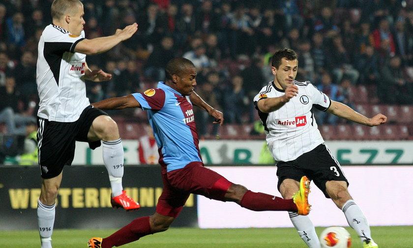 Trabzonspor Legia Warszawa