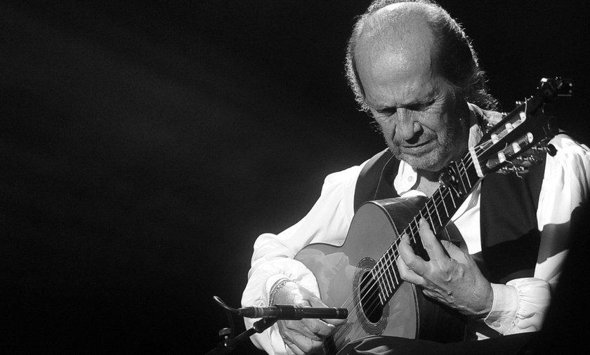 Nie żyje genialny gitarzysta