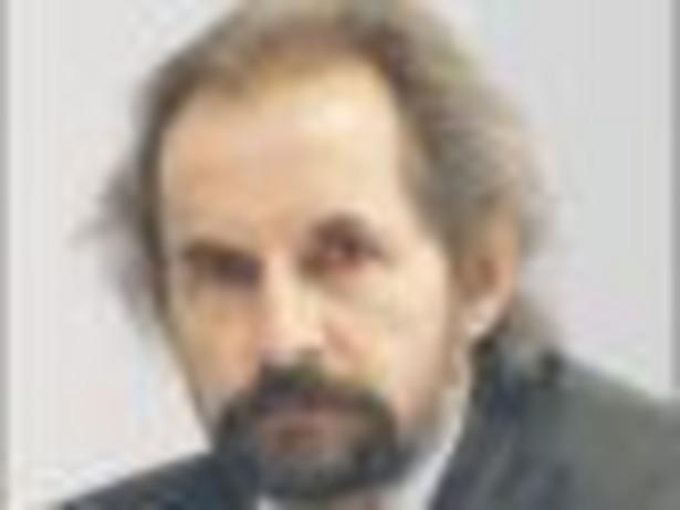 Prof. Zbigniew Lasocik dziekan Wydziału Prawa i Administracji Uczelni Łazarskiego Fot. Wojciech Górski