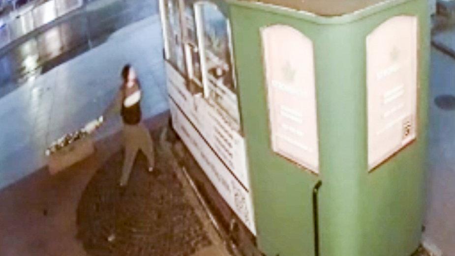 21-latek włamał się do sklepiku w zabytkowym tramwaju
