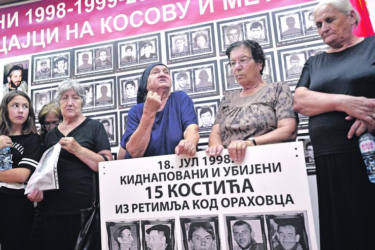 U mrtvačnici u Prištini nalaze se posmrtni ostaci 350 ljudi čiji se identitet može utvrditi samo DNK analizom