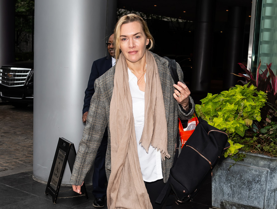 Kate Winslet dziś / Getty Images / Gilbert Carrasquillo Contributor