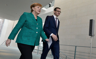 Morawiecki: Bez współpracy Polski i Niemiec ciężko byłoby rozwiązać problemy w całej UE