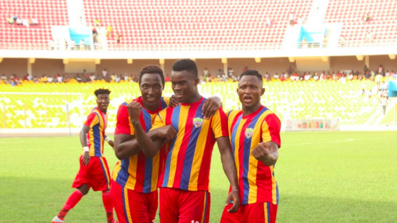 Special Competition: Hearts of Oak becomes first team to reach semis