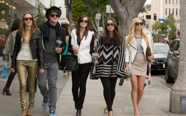 """Bling Ring"": kadr z filmu"