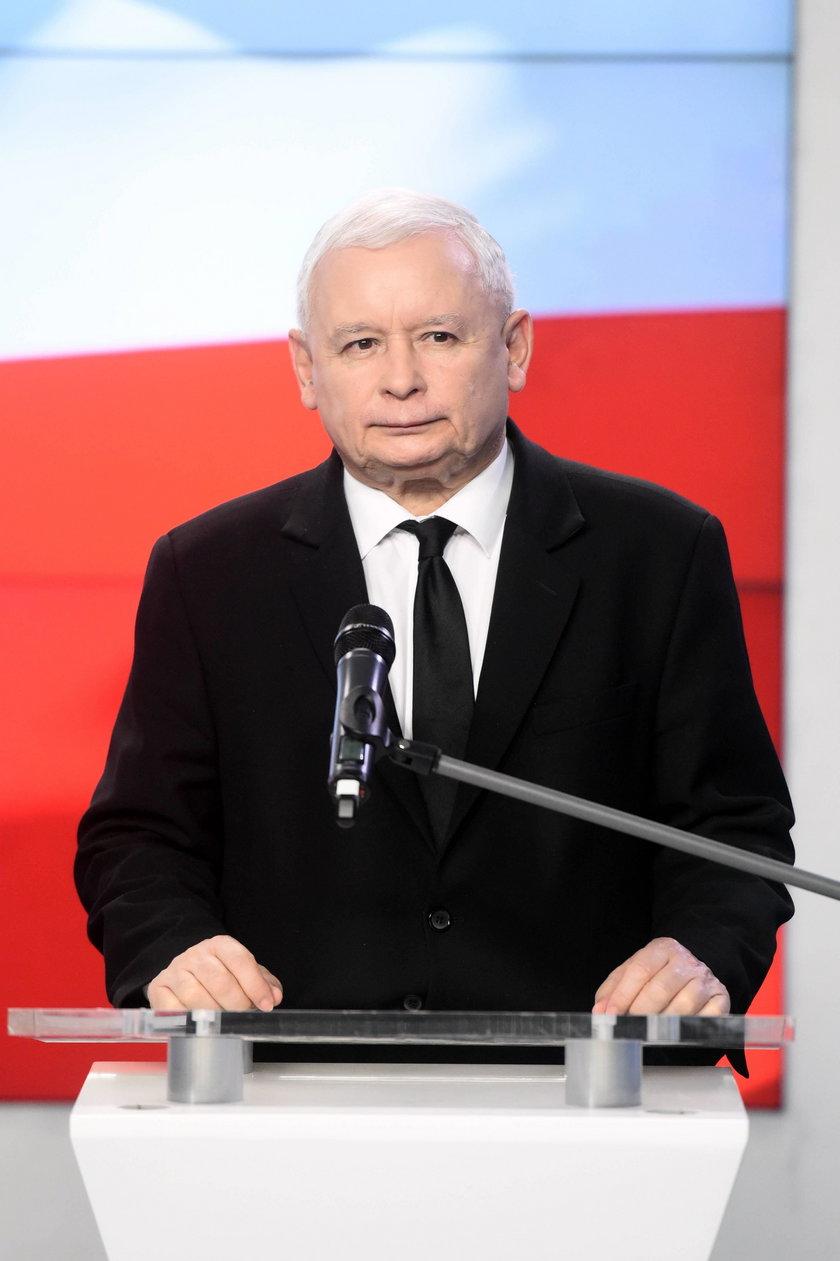 Platforma ostro o Kaczyńskim: będzie sąd!