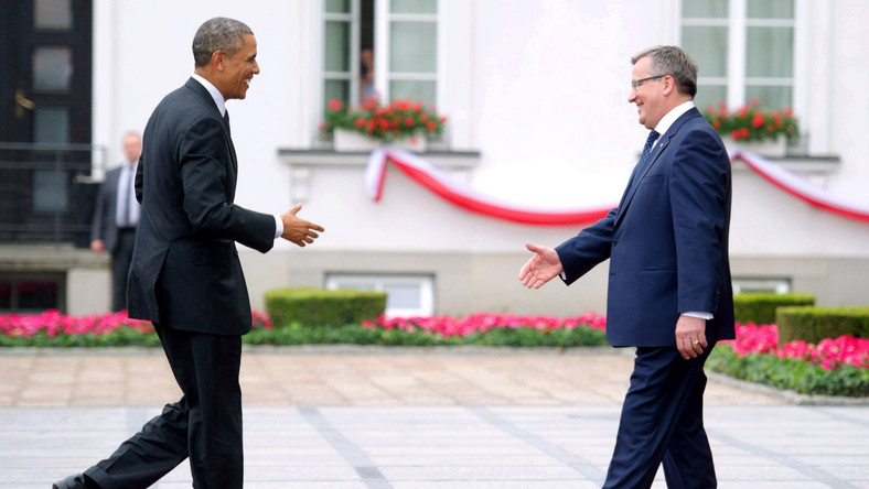 Obama ogłasza: Miliard dolarów dla nowych sojuszników