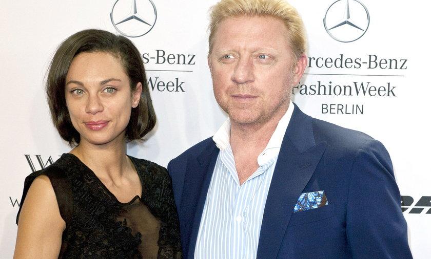 Legendarny sportowiec Boris Becker i jego piękna żona lubią sado-maso!