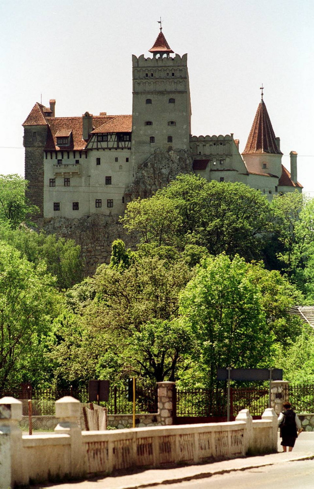 """Drakulin zamak"""