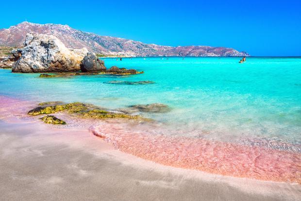 Elafonissi, Kreta, Grecja