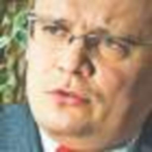 * Tomasz Zalasiński z Kancelarii Domański Zakrzewski Palinka specjalizuje się w doradztwie z zakresu prawa konstytucyjnego oraz administracyjnego Fot. Wojciech Górski