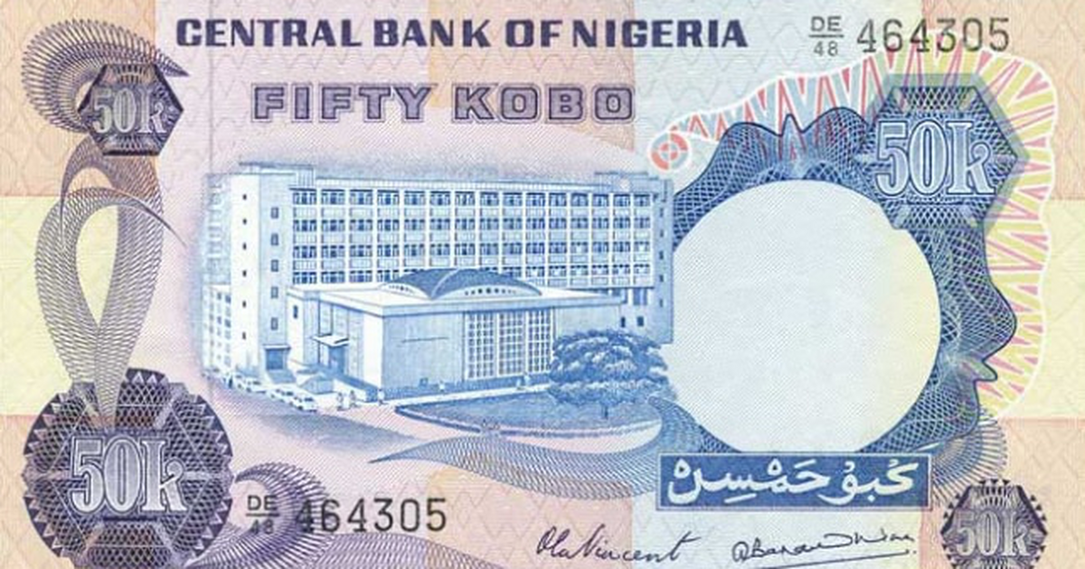 A trip down memory lane: The timeline of currency in Nigeria [ARTICLE] -  Pulse Nigeria