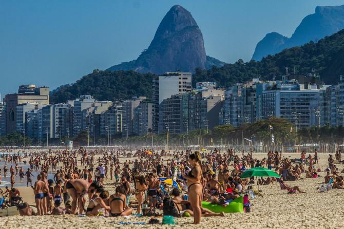 Rio de Žaneiro sredinom ovog meseca