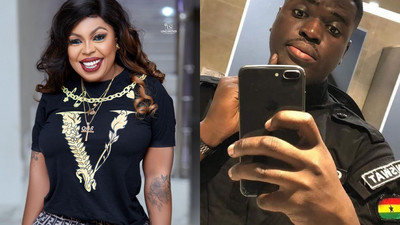 You are going to die more than this - Afia Schwarzenegger tells Ghana police (WATCH)
