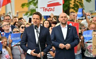 Trzaskowski: Inauguracja mojego ruchu zostanie opóźniona