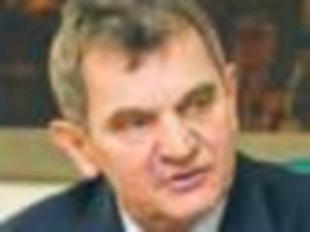 Konrad Jaskóła, prezes Polimex-Mostostalu fot. Wojciech Górski