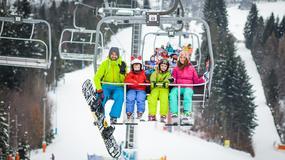 Cieńków na ferie - nie tylko jazda na nartach!