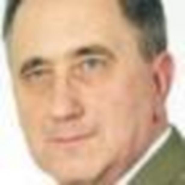 Gen. bryg. Anatol Wojtan, wiceszef zarządu planowania strategicznego sztabu generalnego WP