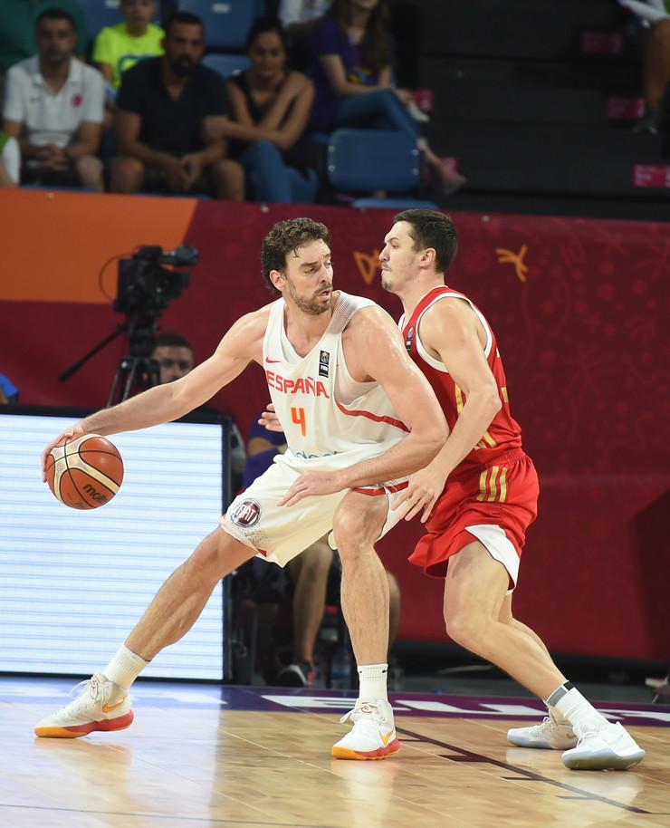 Košarkaška reprezentacija Španije, Košarkaška reprezentacija Rusije