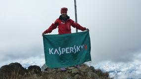 Kaspersky 7 Volcanoes Expedition - Olga Rumjancewa zdobyła Mount Giluwe, najwyższy wulkan w Australii i Oceanii