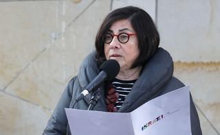 Marszałek Karczewski skrytykował słowa Anny Azari. 'Takie wypowiedzi nie służą porozumieniu'