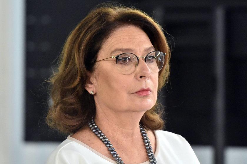 Małgorzata Kidawa-Błońska z KO wicemarszałek Sejmu