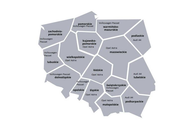 Preferencje regionalne