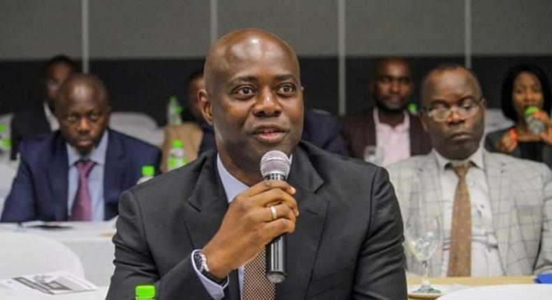 Governor Seyi Makinde [Oyo Government House]