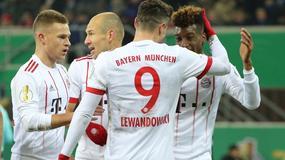 Puchar Niemiec: Bayern Monachium rozbił SC Paderborn, Bawarczycy w półfinale