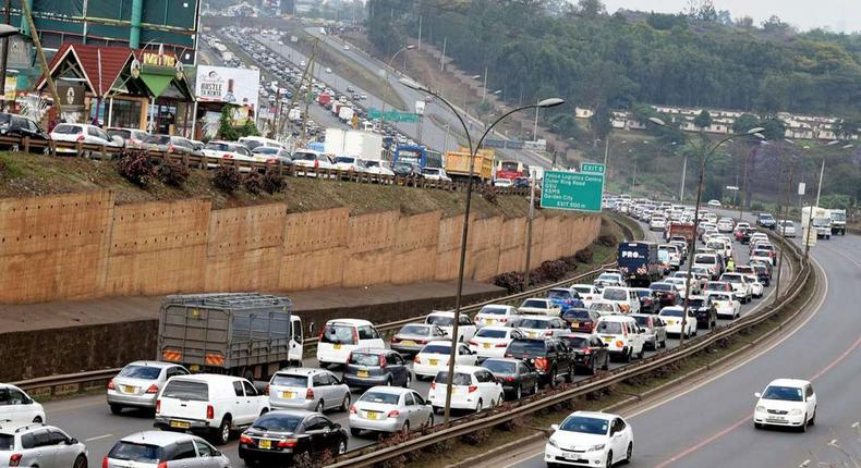 Major traffic expected as Thika Superhighway- Outer Ring Road roundabout is closed for 3 months